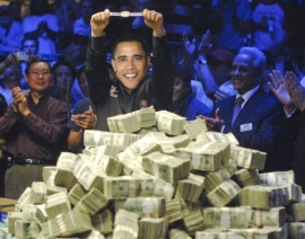 Obama and Internet Poker: