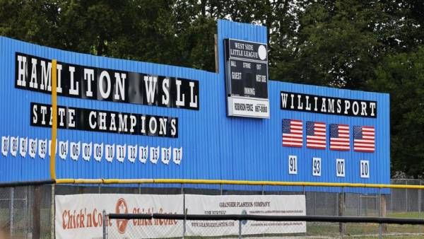 Ohio Payout Odds to Win the 2021 Little League World Series