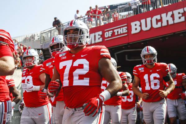 Maryland vs. Ohio State Betting Preview - November 9