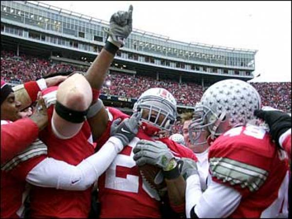 Ohio State Football Betting – Buckeyes Odds to Win 2013 Big 10, BCS Championship