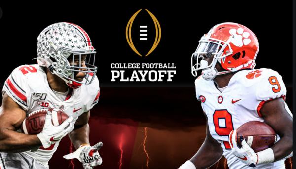 CFP Semifinal Odds – Ohio State Buckeyes vs. Clemson Tigers