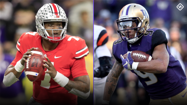 Free Pick on the Rose Bowl Game Between Ohio State and Washington