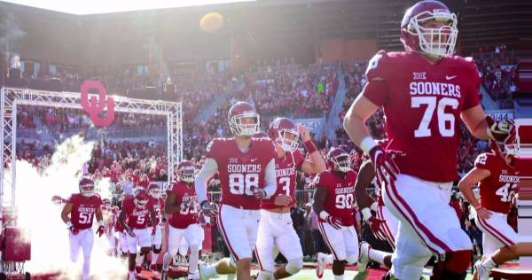 Oklahoma Sooners Regular Season Wins Prediction, Betting Odds 2017
