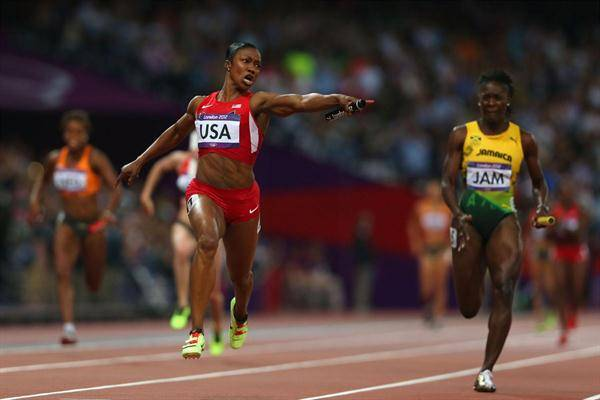 Rio Olympics Athletics – Country to Win Gold Women's 4X100M Relay Odds