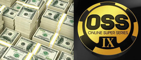 9th Online Poker Super Series Gets Underway With Guarantees More Than $200K