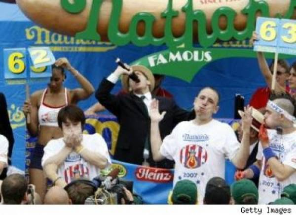 Online Sportsbooks Hot Dog Eating Contest