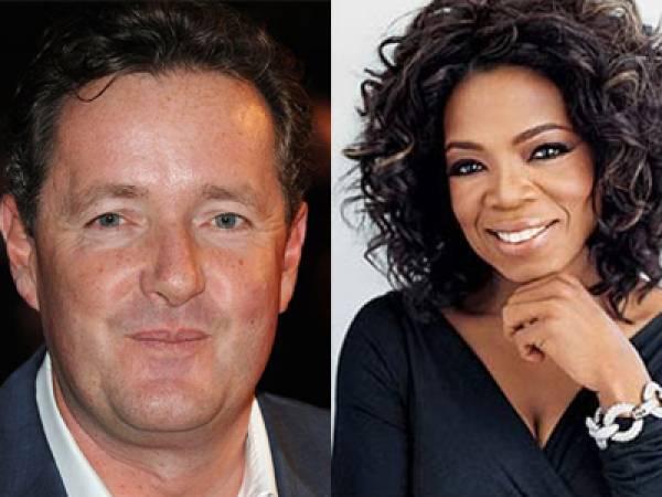 Oprah Winfrey Piers Morgan Bet
