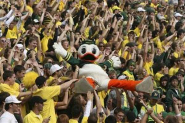 Oregon-Arizona Betting Line