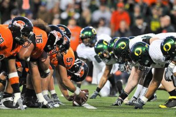 Oregon-Oregon State Spread