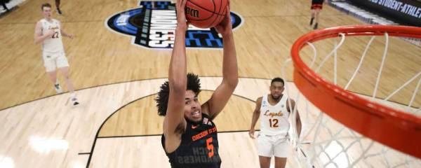 Oregon State Beavers vs. Houston Cougars Betting Trends - NCAA Tournament Elite Eight