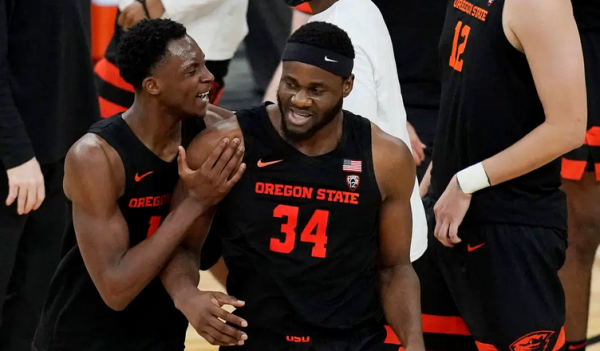 Oregon St. Beavers -at- Loyola-Chicago Ramblers Betting Trends - NCAA Tournament Sweet 16