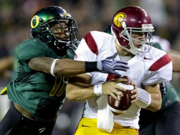 Oregon-USC