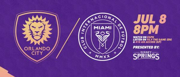 Orlando City v Inter Miami CF Both Teams to Score Betting Odds - Wednesday 8 July