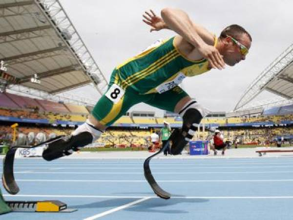 Oscar Pistorius Odds to Win Olympic Men's 400m at 100 to 1 After Amazing Feat