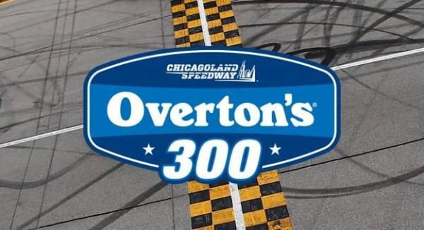 Bookie Odds to Win - 2018 Xfinity Overton's 300