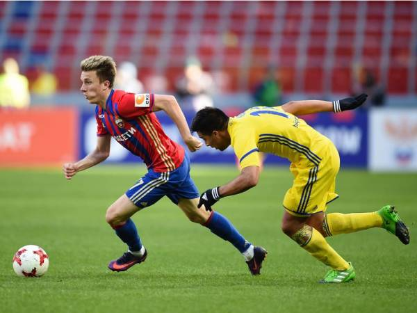 PFC CSKA Moscow v Olympique Moscow Betting Tips, Latest Odds