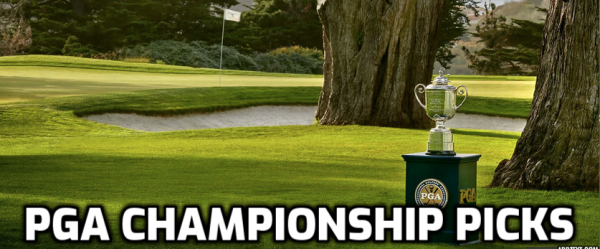 PGA Tour Picks – PGA Championship Odds 2020