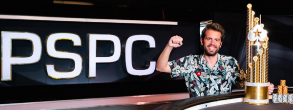 Ramon Colillas Wins 2019 PSPC and More Than $5 Million