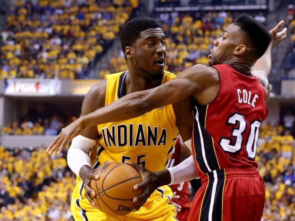 Heat vs. Pacers Game 2 Point Spread:  Home Team Has Won Last 9 in Series