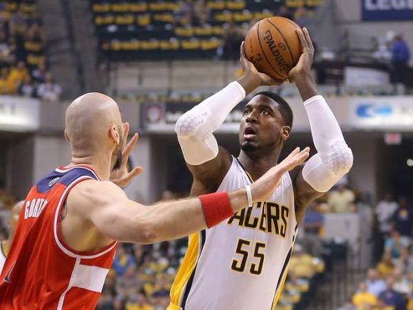 Pacers vs. Wizards Point Spread for Game 3: Washington Favorite to Win Series