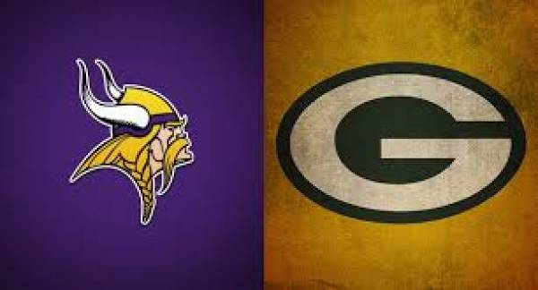 Bet the Packers-Vikings Game Online – What's the Spread