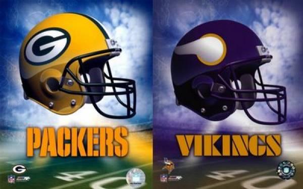 Minnesota Vikings vs. Green Bay Packers