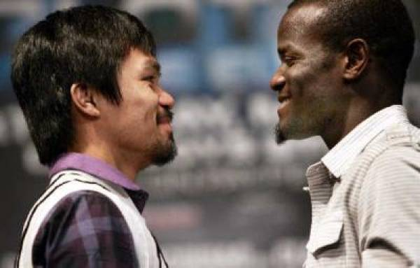 Pacquiao-Clottey Fight Odds