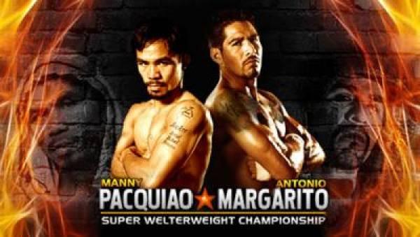 Pacquiao-Margarito Fight Odds