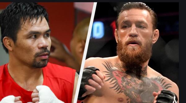 McGregor Open to Big-Money Pacquiao Fight