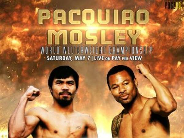 Pacquiao-Mosley Fight Odds