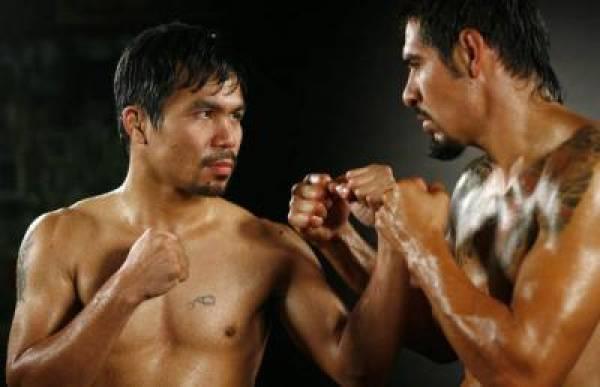 Pacquiao vs Margarito Fight
