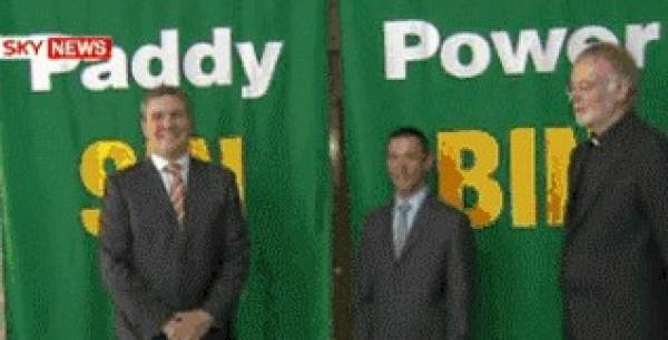 Paddy Power Confessional