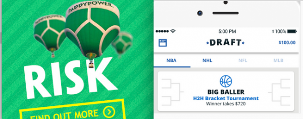 Paddy Power Acquires Daily Fantasy Sports Operator Draft