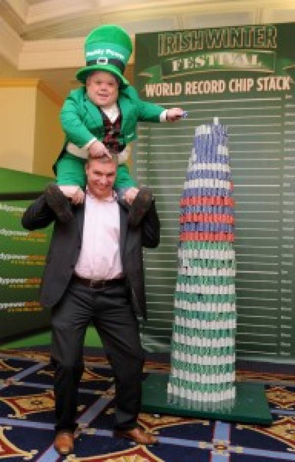 Paddy Power Chip Stack