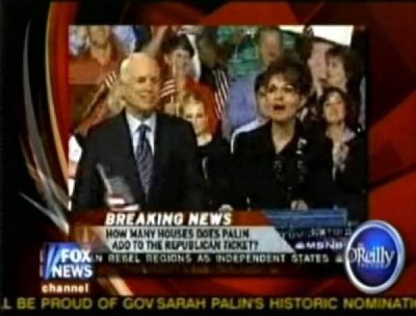 Sarah Palin MSNBC