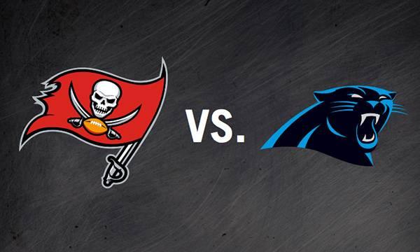 Bucs vs. Panthers Thursday Night Football Betting Odds