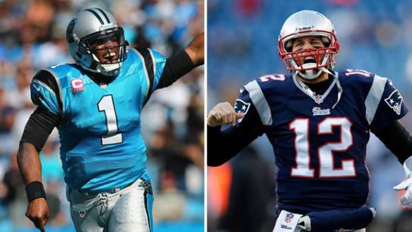 Panthers-Patriots Betting Odds Week 4 NFL