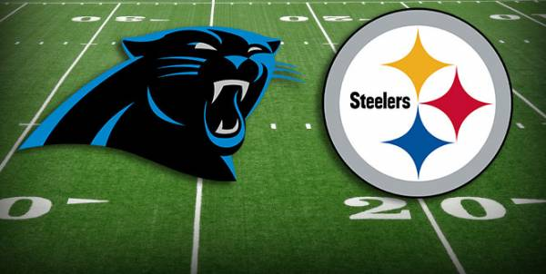 Bet the Panthers vs. Steelers Thursday Night Football Game Online