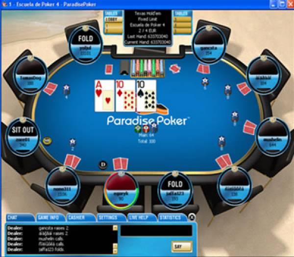 Paradise Poker Sportingbet