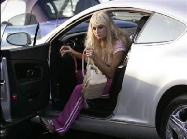 Paris Hilton Wins $30K Playing Blackjack