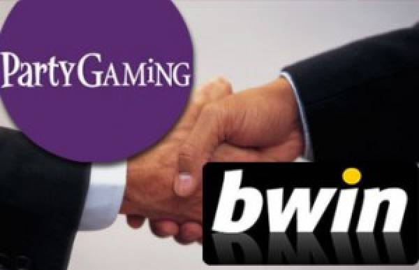 PartyGaming Bwin Takeover Rumors
