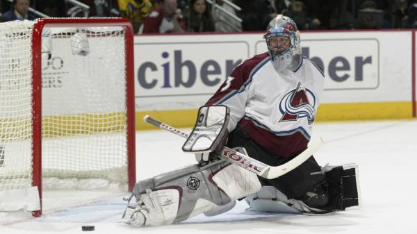 Patrick Roy Looking for Return to NHL