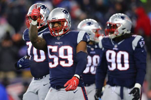 Patriots Still Team to Beat in AFC