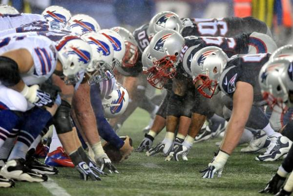Bills vs. Patriots Betting Odds - Both Teams Have Something to Play For