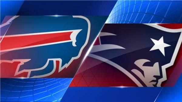 Patriots vs. Bills Betting Line, Daily Fantasy NFL Picks: NE Seeing Most Action