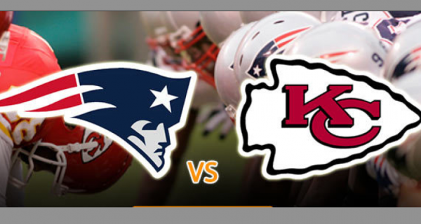 Chiefs vs. Patriots Betting Odds Thursday Night Football: Line Shooting Up
