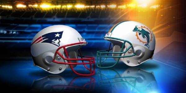 MNF Betting Odds – Patriots vs. Dolphins Week 14: Home Team 9-1 in Series