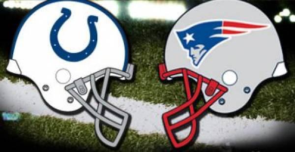 Patriots vs. Colts