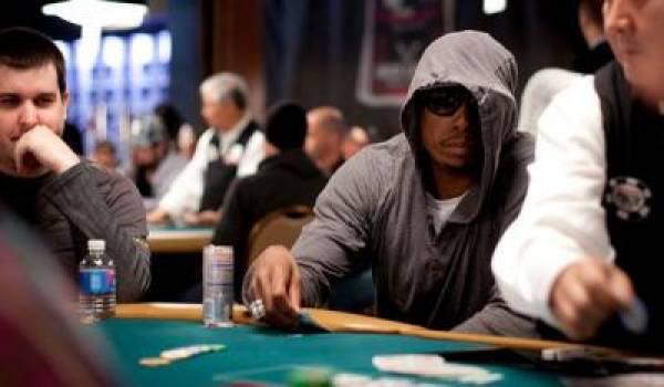 Paul Pierce at the WSOP