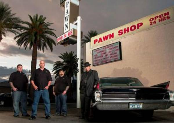 Pawn Stars License to Pawn: Deals, Steals and My Life at the Gold and Silver